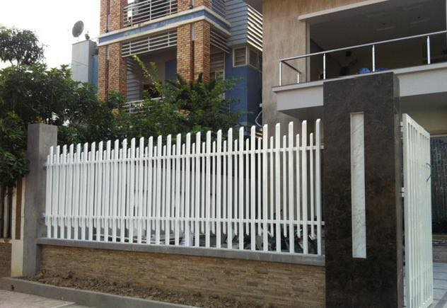 hàng rào bảo vệ nhà ở cao tầng