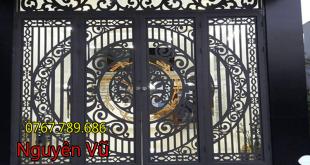 Cửa cổng CnC tại đẹp giá rẻ
