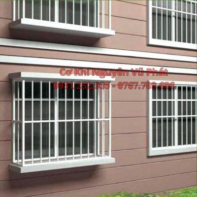 Dịch vụ làm khung bảo vệ cửa sổ tại Tân Uyên